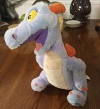 "Disney World Figment Dragon Vintage Plush Florida 14"" - $12.86"