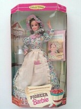 American Stories Collection PIONEER Barbie Doll 14756 ~ 2nd Edition 1995... - $14.84