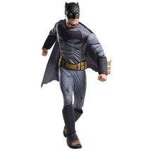 Rubie's Costume Co. Men's Batman Adult Deluxe Costume, As Shown, Standard - $48.99