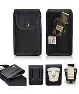 Turtleback Genuine Leather USA Made Vertical Snap Case fits iPhone 7 Bal... - $34.99