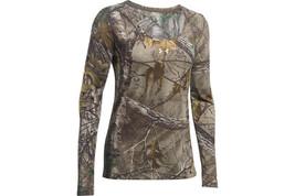 Under Armour UA 1298753 Threadborne Realtree AP Women T-Shirt NEW Size 2XL - $29.99