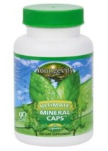 Youngevity Sirius Ultimate Mineral Caps 64 capsules one bottle Free Ship... - $46.43