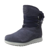 Timberland Womens Leighland Boot Blue (Outerspace) 4 UK - $2.784,47 MXN