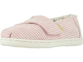 TOMS Kids Baby Girl's Alpargata Infant/Toddler/Little Kid Ballet Pink Co... - $34.12