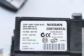 2010 Infiniti G37 Convertible ECU BCM Ignition Keyless Entry Fob Combo Set  image 8
