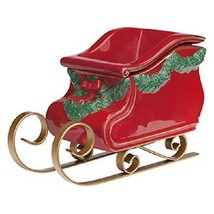 Scentsy Santa's Sleigh Scentsy Warmer Holiday Collection Brand New in Box - $34.99