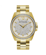 Wittnauer Gold Tone Stainless Steel Men s Watch - $311.18