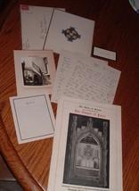 Ephemera: Montmorenci , Glyndon Maryland , Marie Conrad Lehr ,Mourning 1... - $25.00