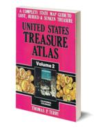 United States Treasure Atlas Volume 2 - $25.95