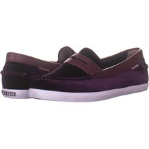 Cole Haan Pinch Weekender Penny Loafers 967, Malbec, 10 US - $27.83