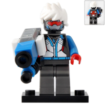 Soldier: 76 Vigilante man Overwatch Universe Lego Minifigures Toy Gift f... - $2.99
