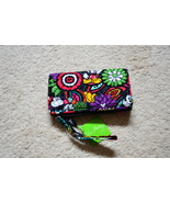 Vera Bradley Disney Mickey's Magical Blooms Wristlet New With Tag - $17.00