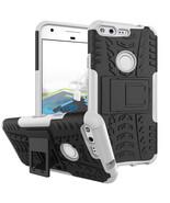"Armor Tough Kickstand Phone Protective Case For Google Pixel XL 5.5"" - W... - $4.99"