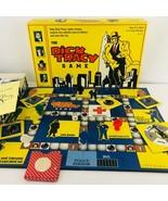 Vintage Disney DICK TRACY Board Game University Warren Beatty 1990s Dete... - $34.64