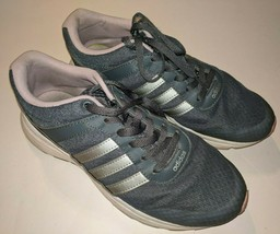 Adidas Gray / Pink Shoes Women's 8.5 / 40.5 - $25.98