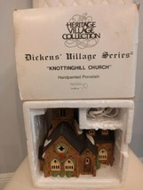 Knottinghill Church Dickens' Village Series   Heritage Villiage Collection - $39.99