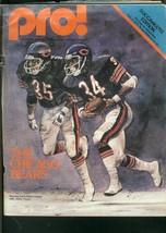 BEARS v BUCCANEERS OFFICIAL NFL PROGRAM 12/1979-PEYTON G - $49.66