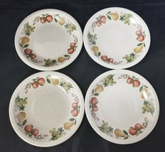 """Wedgwood Quince Dessert Plates Set of 4 Made in England 6.25"""" Dish Oven ... - $29.02"""