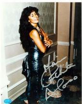 Maria Conchita Alonso autographed 8x10 Photo Image #7 - $45.00