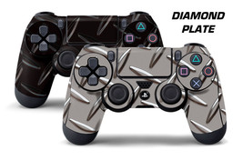 Dual Skin Sticker Wraps 2 Pack PS4 Playstation 4 Remote Controller Decals DMND - $9.85
