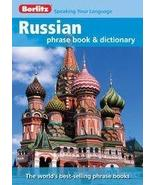 Berlitz 683281 Russian Phrase Book and Dictionary - $14.69