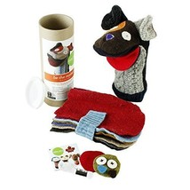 Cate & Levi - Hand Puppet Making Kit - Premium Reclaimed Wool - Machine ... - $10.12