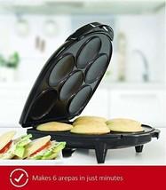 Arepa Maker - Holstein Housewares HU-09005B - Black - $37.14