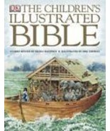THE CHILDREN'S ILLUSTRATED BIBLE (HARDCOVER) - $24.99