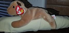 "Ty Beanie Baby ""Derby"" the Horse  (Handmade) - $2,500.00"