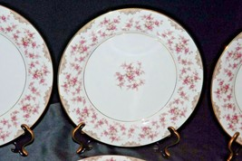 Noritake China (8 Dinner Plates) Charmaine 5506 AA20-2360D Vintage