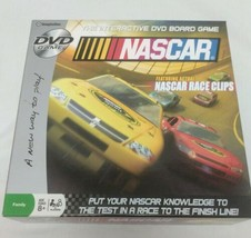 Nascar Dvd Game - Interactive Board/DVD Game 2008 - $6.91