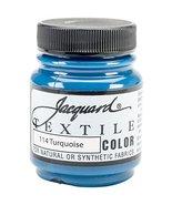 Jacquard Products Jacquard Textile Color Fabric Paint, 2.25-Ounce, Turqu... - €3,54 EUR