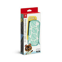 Animal Crossing Aloha Carrying Case Bag Screen Protector Nintendo Switch... - $49.64