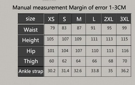 Men Casual Loose Straight Pants Solid Color Trousers for Men image 6