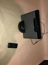 Sony RDP-M5ip 30-pin iPhone iPod Portable Black Speaker Dock w/ Remote - - $32.82 CAD