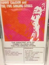 The Greatest Hits of Tommy Ellison and The Five Singing Stars [Audio Cas... - $24.49