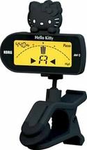 *KORG Korg Hello Kitty Guitar clip-on chromatic tuner AW-2GKB black - $57.68