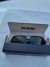 Cutler and Gross Polarisierte Sonnenbrillen Grün Gläser M1176 60/17 - $199.33