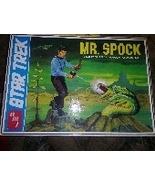 mr spock amt star trek model brand new - $27.99