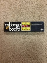 Vintage Cribbage Board - $14.99