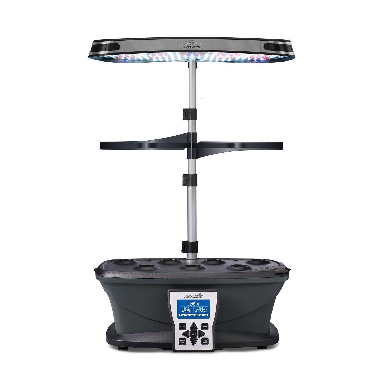 Miracle-Gro AeroGarden Ultra LED High Output Indoor Herb Seed Garden Pod New