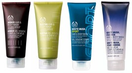 The Body Shop Hair & Body Wash, 6.75 oz (Choose Any) - $35.00