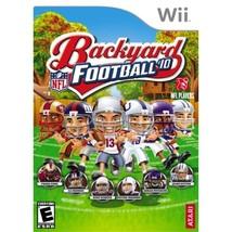 Backyard Football 2010 - Nintendo Wii - $46.63