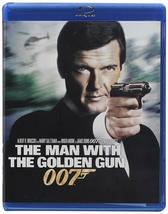 007 James Bond Man With the Golden Gun [Blu-ray]