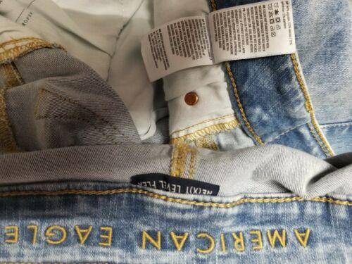 Men's American Eagle Next Level Flex Jeans, Skinny, Size 42x32