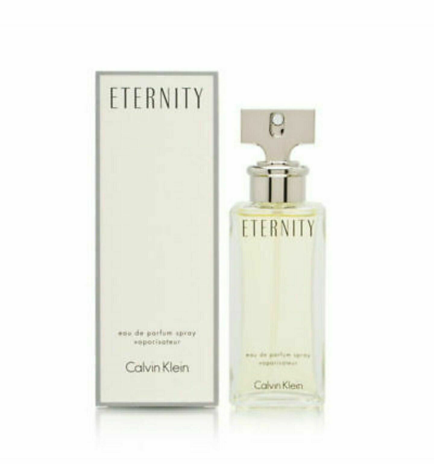 Primary image for Eternity by Calvin Klein for Women 1.7 oz EDP Spray Brand New