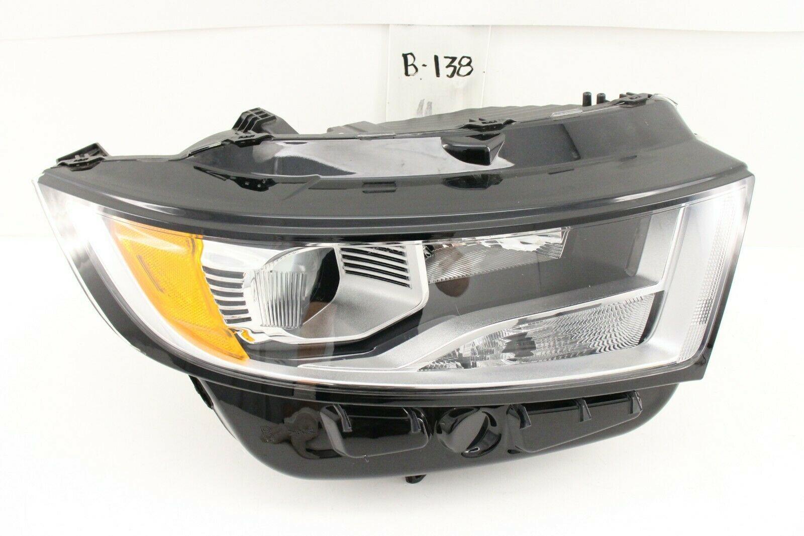 USED OEM HEAD LIGHT HEADLIGHT LAMP HEADLAMP XENON 15-18 ford edge RH chip mount - $371.25