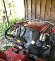 2014 MASSEY-FERGUSON 1734E For Sale In Westerlo, New York 12193 image 2