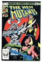 The New Mutants #5 comic book  1983- Marvel High Grade - $20.18