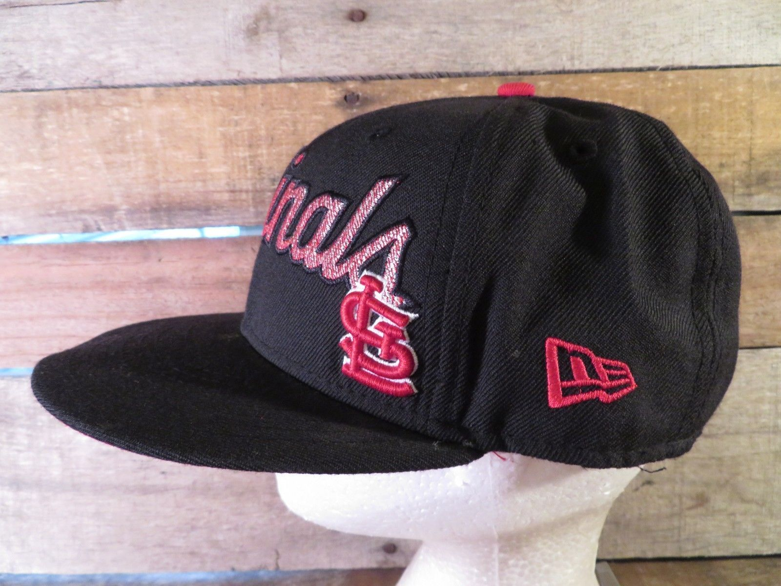 St Louis Cardinals Baseball New Era Aderente Misura 7 1/8 Adulto Cappello